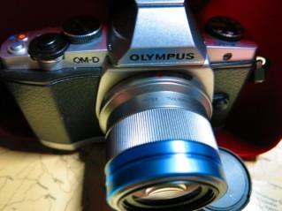E-M5 Top View 45 mm digital M.ZUIKO